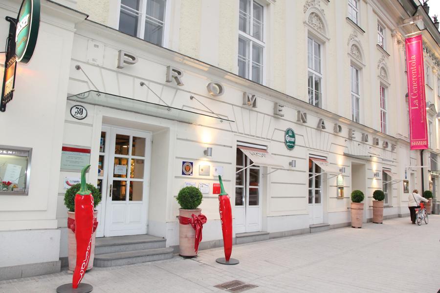 Promenadenhof Linz